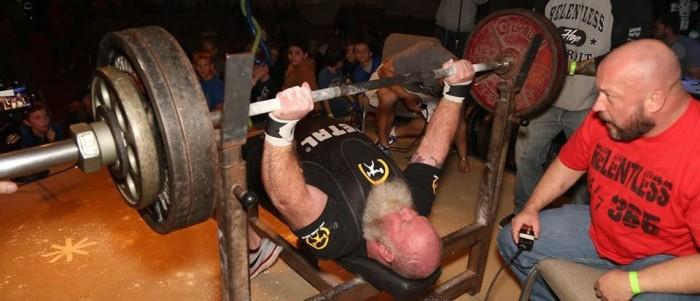 Bench Training - Heavy Day w/ Video