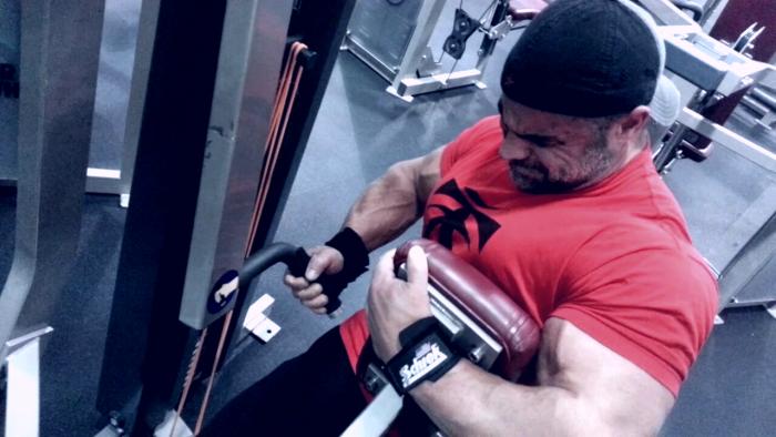 Secondary Back Workout