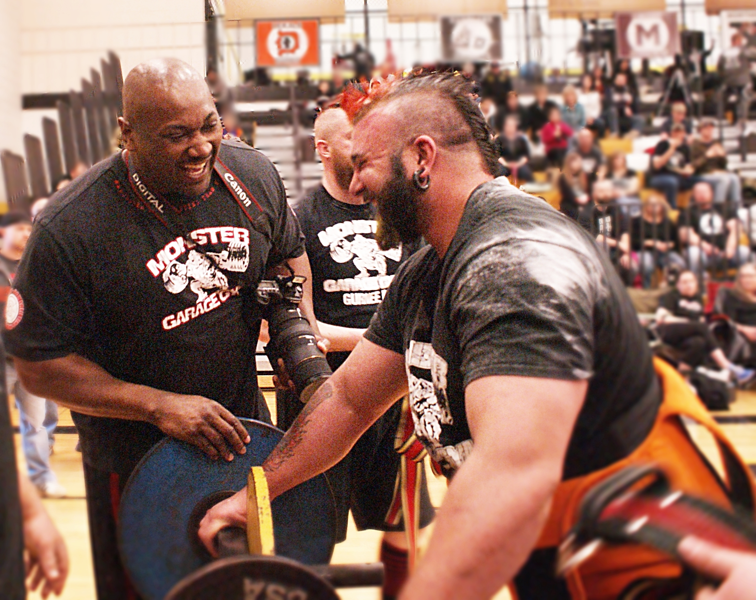 Chris Bartley powerlifting