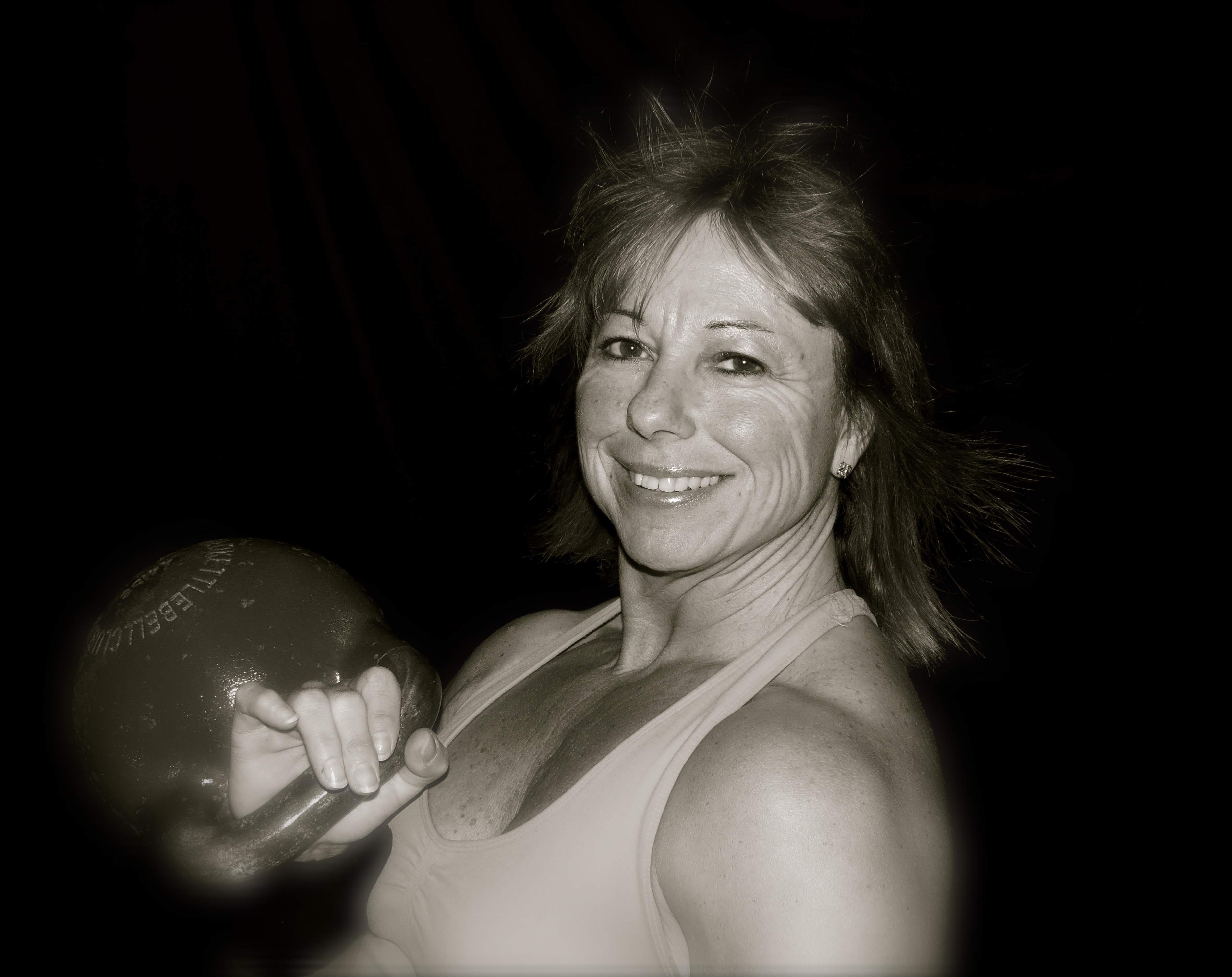 The Arnold's Last Year, 2014 Kettlebell Competition