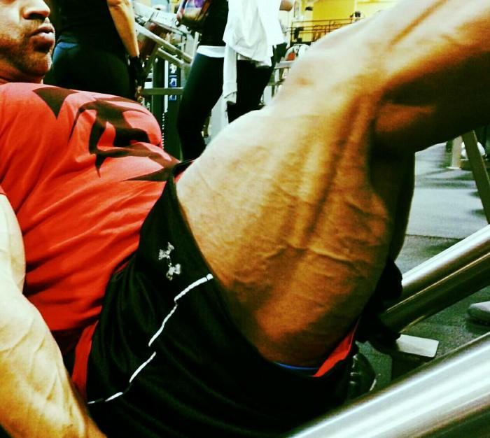 Primary Leg Workout