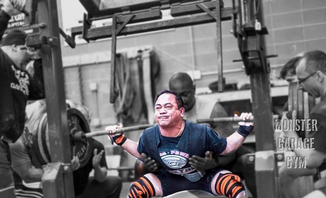 Meet Training Session SSB Box Squats, Foam Pad Box Squats, Deadlift Light Bands, Deadlift Straight Weight: VIDEO Included
