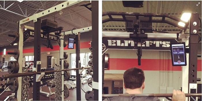 Using Velocity Based Training on an Elitefts™ Power Rack / Elite FTS