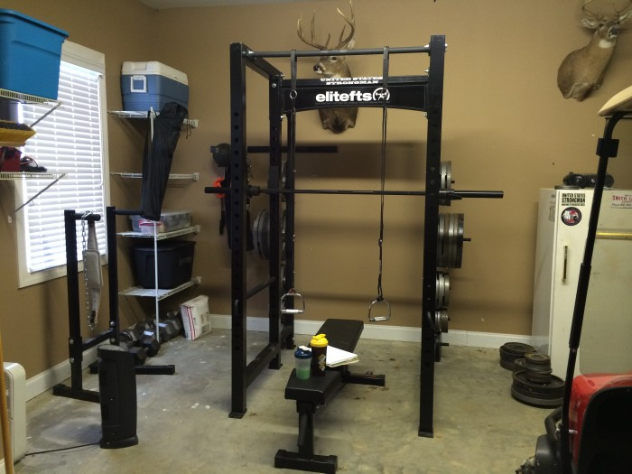 The fastest & easiest way to build a home gym elite fts