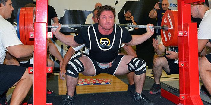 07c8638a91 Raw Unity Meet Eliminates Knee Wraps and Monolifts / Elite FTS