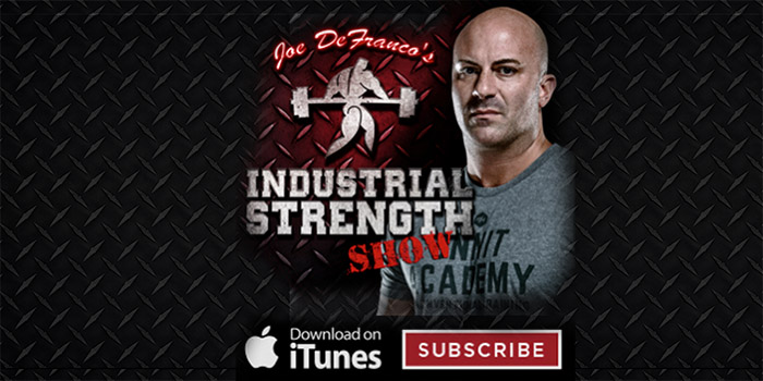 LISTEN: Youth Training Guidelines, Narcissistic People, and Bone-Crushing Grip Strength
