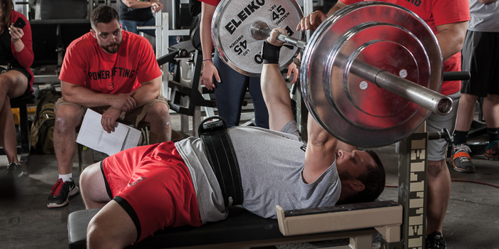 How to Train the Final 2 Weeks Before a Bench-Only Meet