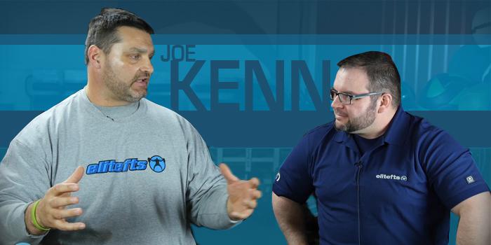 WATCH: Joe Kenn's NFL Strength Coaching Guidance