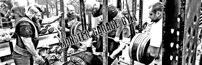 Reverse and Hair Metal Bands with Floor Press: (VIDEO Included)