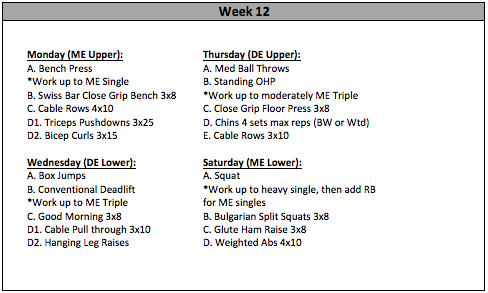 12 week conjugate program for raw powerlifting elite fts screen shot 2015 04 15 at 113752 am maxwellsz
