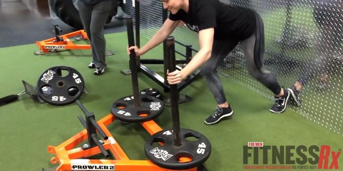 Push the Prowler for Optimal Fat Loss