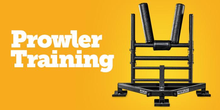 Harry Selkow's Prowler® Training Progression
