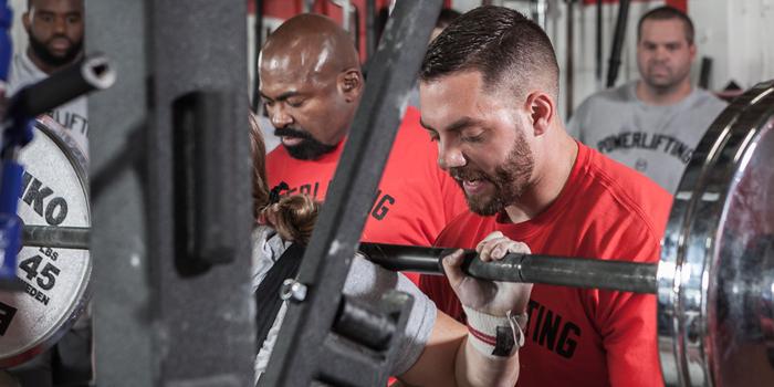 12-Week Conjugate Program for Raw Powerlifting