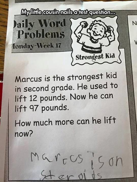 kids steroids