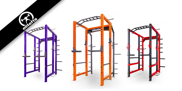 WATCH: Introducing the Three elitefts Power Rack Packages