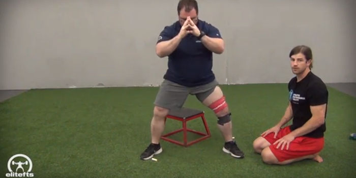 WATCH: Three Mobility Drills to Improve the Squat and Reduce Knee Pain
