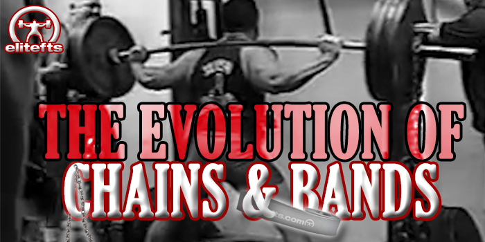 WATCH: The Evolution of Bands and Chains