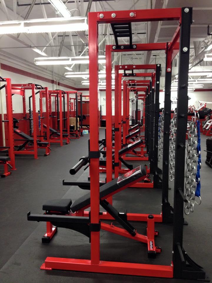 elitefts Installs Equipment at Local High School Weight ...