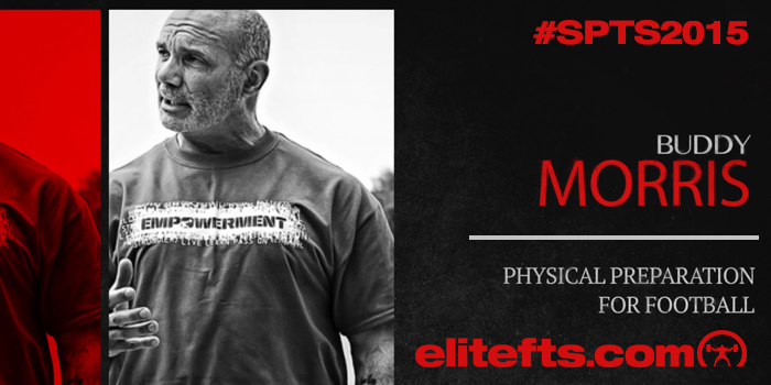WATCH: Buddy Morris's Physical Preparation for Football