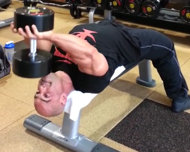 Exercise the Lats in the Sagittal Plane