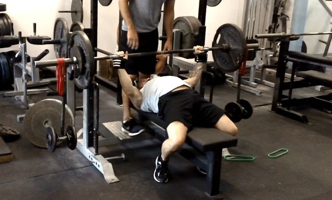 9/24- Light Bench/Stability Work and meet plans