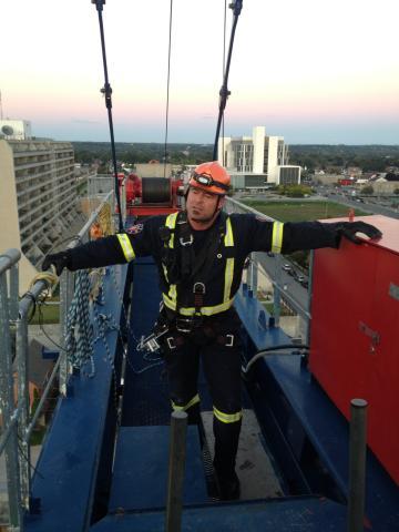 Ken Crane Rescue