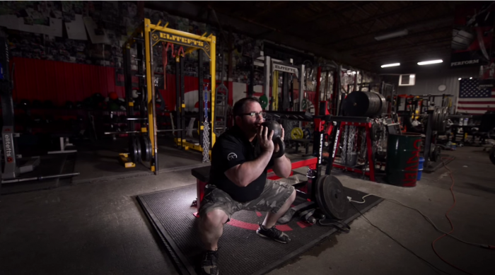 WATCH: Kettlebell Training for Team Sports