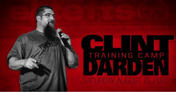 Darden Training Camp