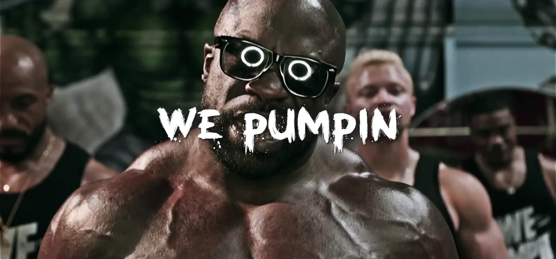 kali muscle raps we pumpin ft ct fletcher elite fts