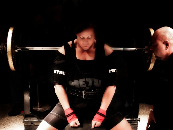 Gain Upper Power Using Pin Presses With Molly Edwards