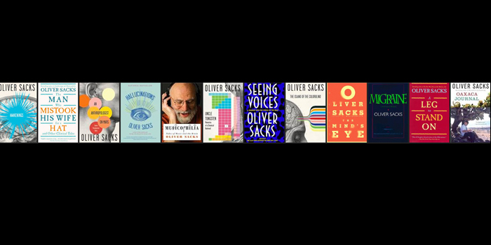 Remembering Brain Explorer Oliver Sacks
