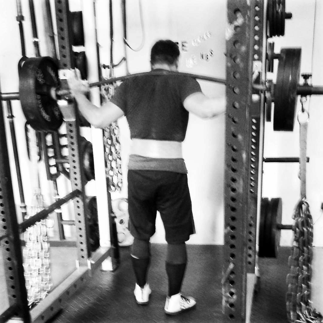 NBS squat