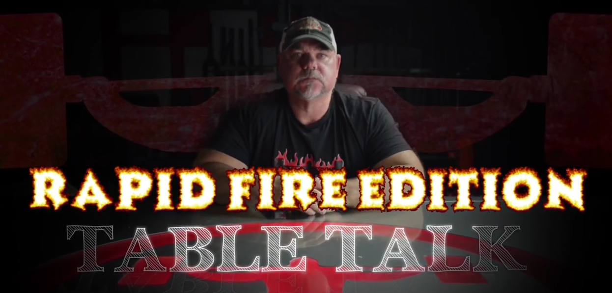 WATCH: Rapid Fire Table Talk— MRV, Staying Competitive, and Coffin Dragger