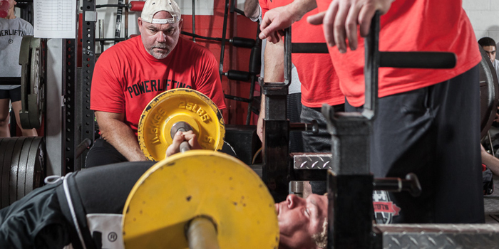 Big Bench Rules To Fix Your Weak Point