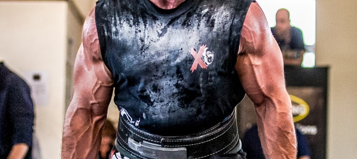 Week 6, Day 2 -  Log Clean & Press, Chest, Shoulders & Arms