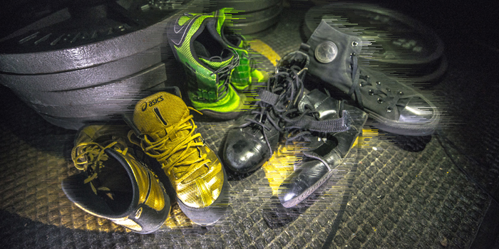 What Shoes Should You Be Wearing in the Gym?