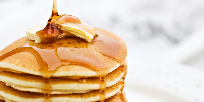 RECIPE: Protein Packed Pumpkin Pancakes