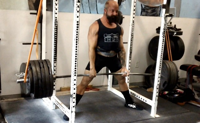 9/7- Deadifts w/video and realizing the potential impact of Elitefts