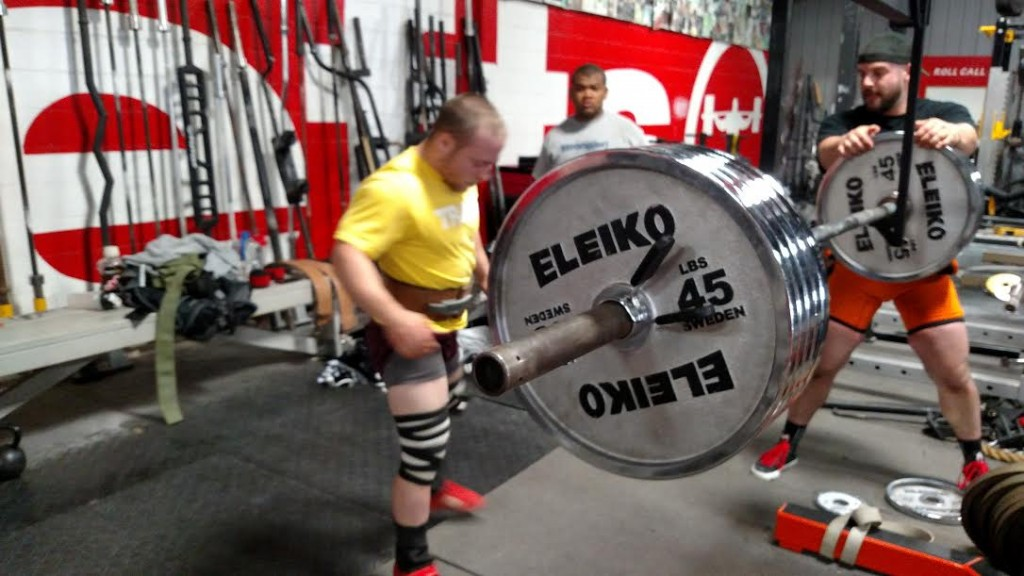 EFS Squat from Tom