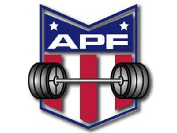 Orlando Barbell APF Southern States Roster