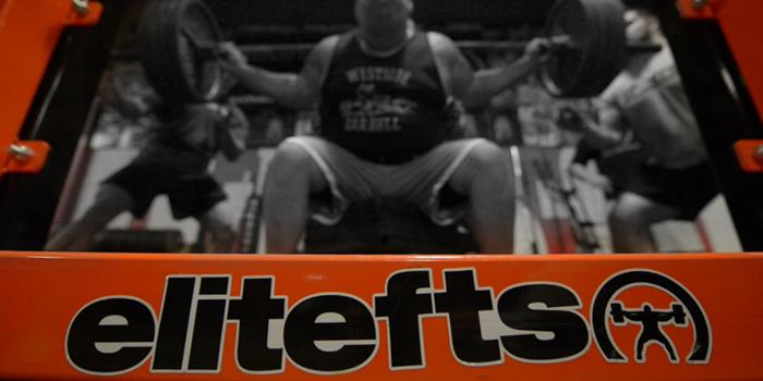WATCH: S4 Weekend Training at elitefts w/ Squat Strip Puke Set