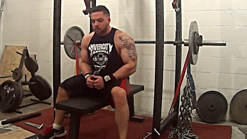 Joe Speed Bench Bands Chains