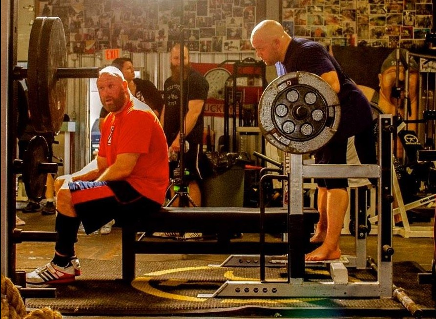 Training - Bench and Deadlift
