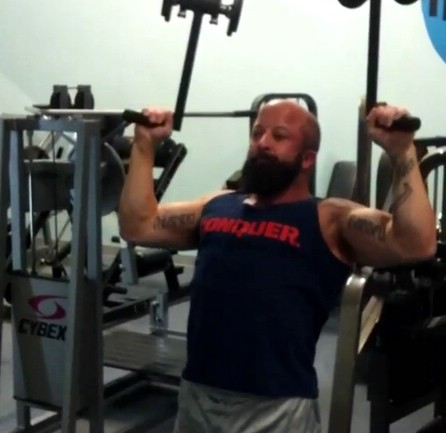 11/5- Bench Accessory work w/video, 4 Weeks out from the APF Gulf Coast Winter Bash