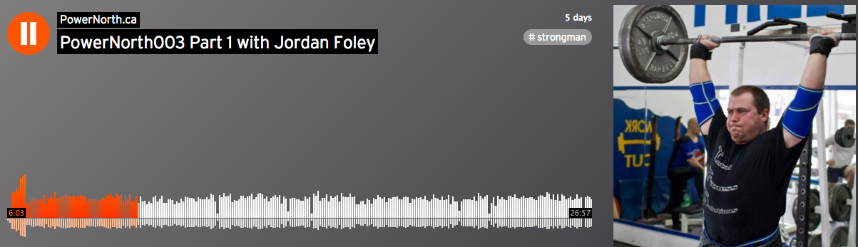 PowerNorth.ca Podcast: Episode 3 with Jordan Foley