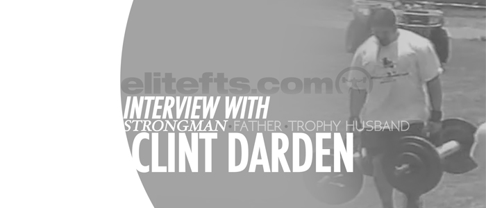 WATCH: Darden Q&A From the Compound — Weightlifting for Strongman, Deadlift Stance