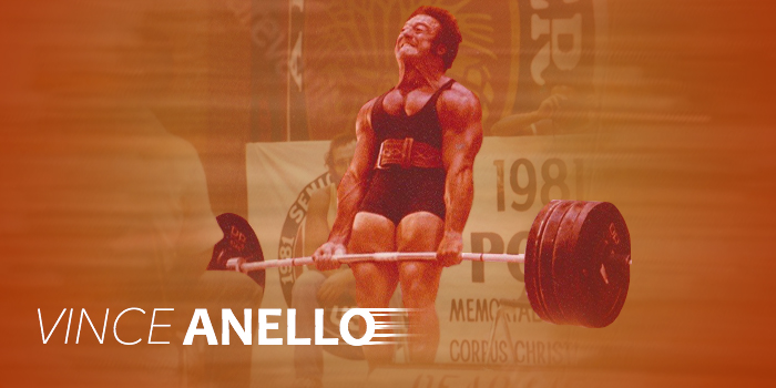 The Training of Vince Anello: How He Became the First Man Under 200 Pounds to Deadlift 800