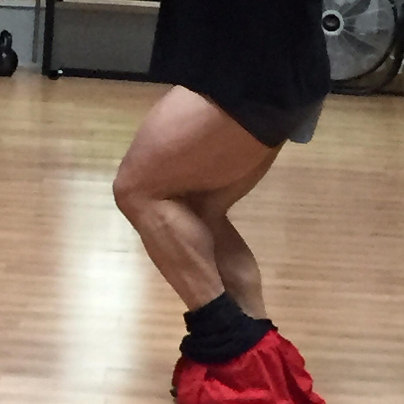 Legs EOD, workout 13