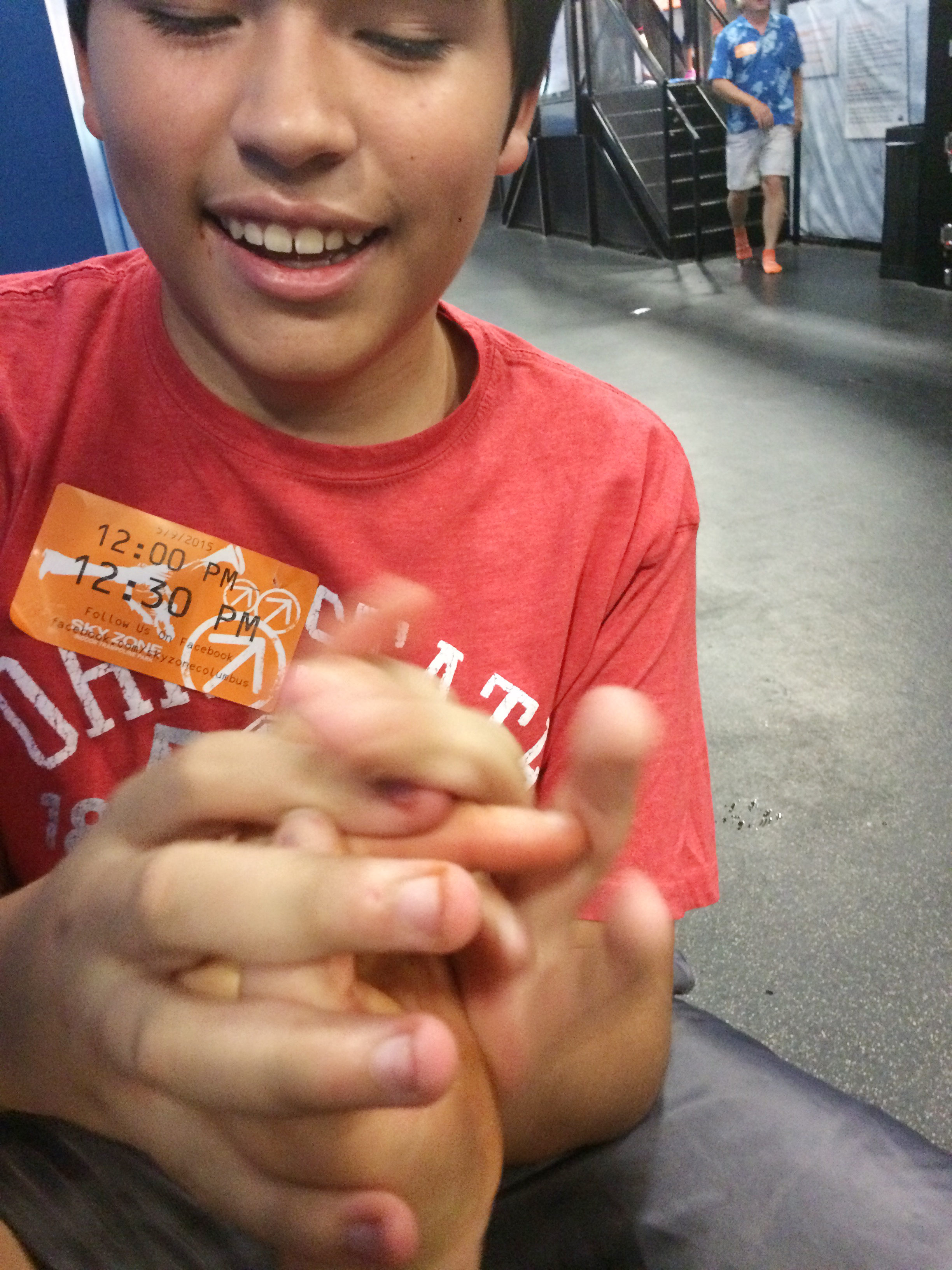 Take Your Training Day To The Trampoline Park Elite Fts