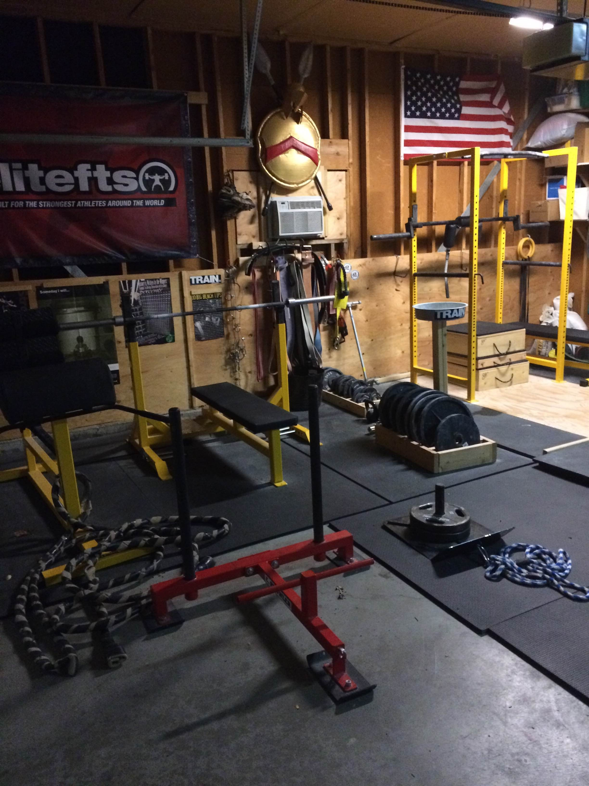 Building the executive meatheads home office elite fts